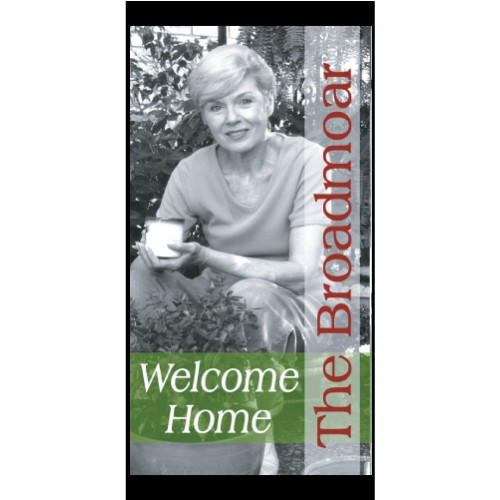 People Welcome Home Boulevard Banner