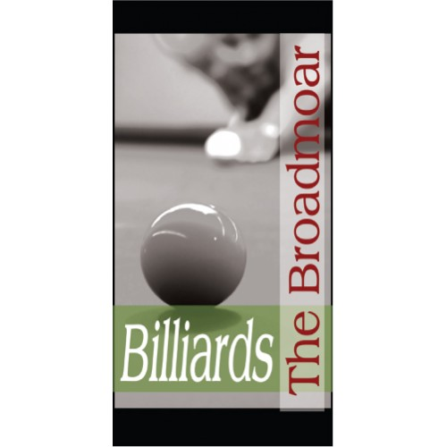 People Billiards Boulevard Banner