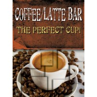 Picture This Coffee Bar Sign
