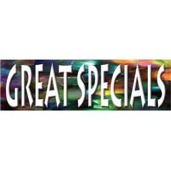 Spectrum Banner