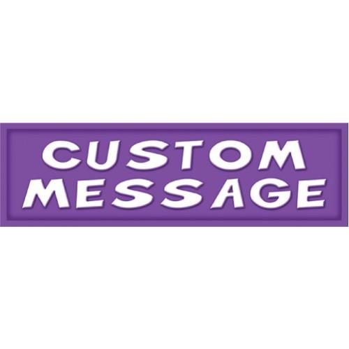 Vibrant Lavender Banner