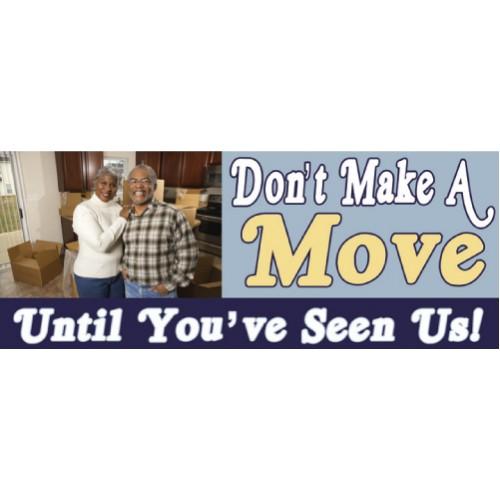 Senior Move Banner