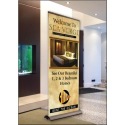 Affordable Retractable Custom Banner