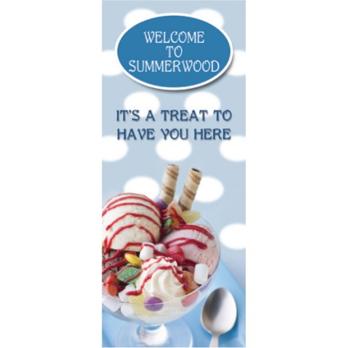Treat Display Banner