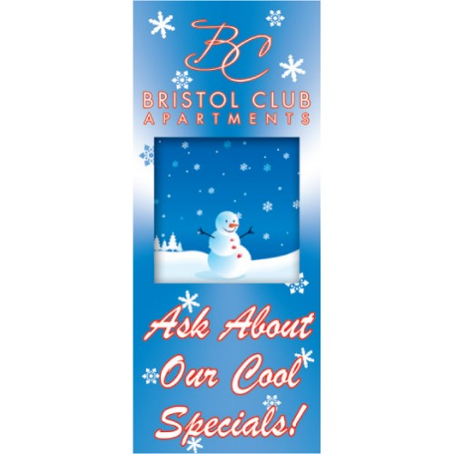 Cool Specials Display Banner