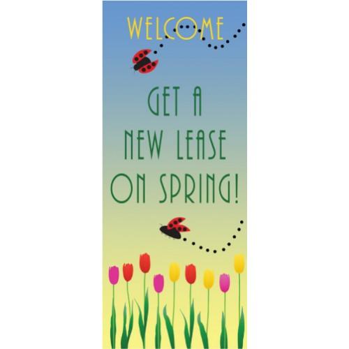 Ladybug Display Banner
