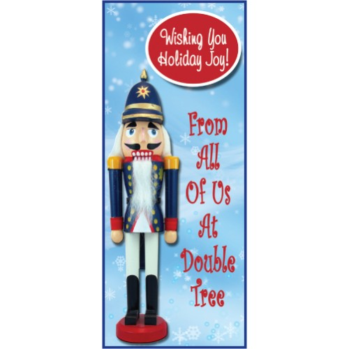Nutcracker Display Banner
