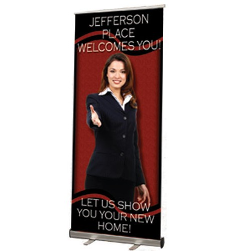 Affordable Retractable Banner Display