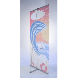 Impression Banner Stand