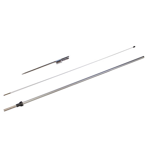 7 ft. Falcon Flag Pole and Spike Kit