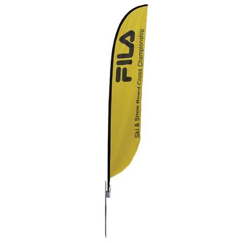 Feather Flag Medium Single Sided Kit