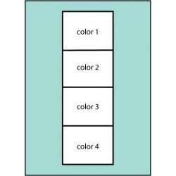 Four Color Ready Pole  Flag