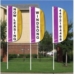 Affordable Message Flutter Flag
