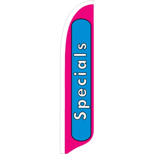 Bright Ideas SunBlade Flag Pink Blue