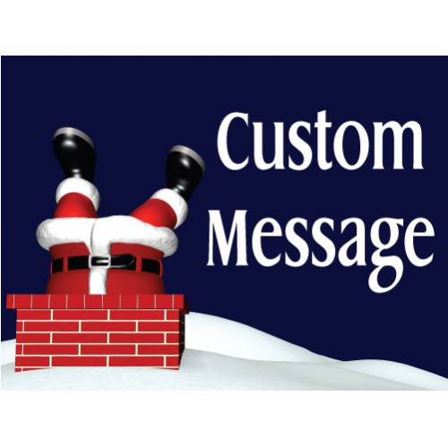 Drop In Custom Sign