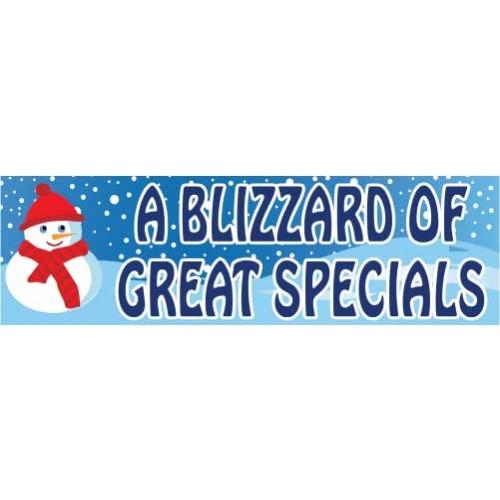 Blizzard of Specials Banner