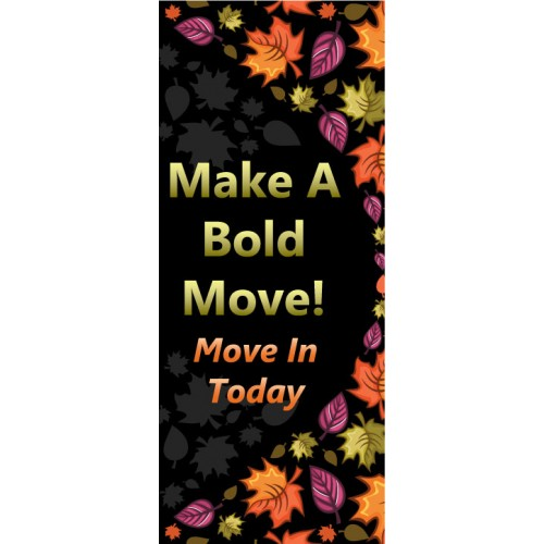 Bold Move Display Banner