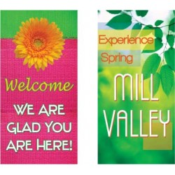 Spring Boulevard Banners