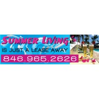 Resort Style Banner