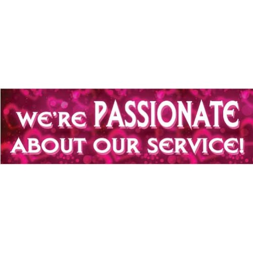Passionate Banner