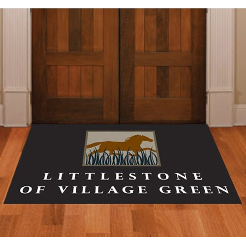 HD Full Color Floor Mat