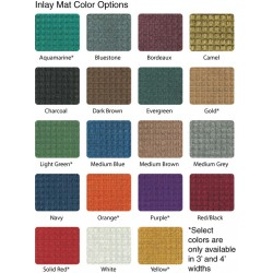 Quality Inlay Mats