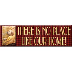 There Is No Place Like Home Banner