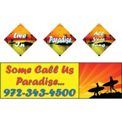 Summer Paradise Campaign