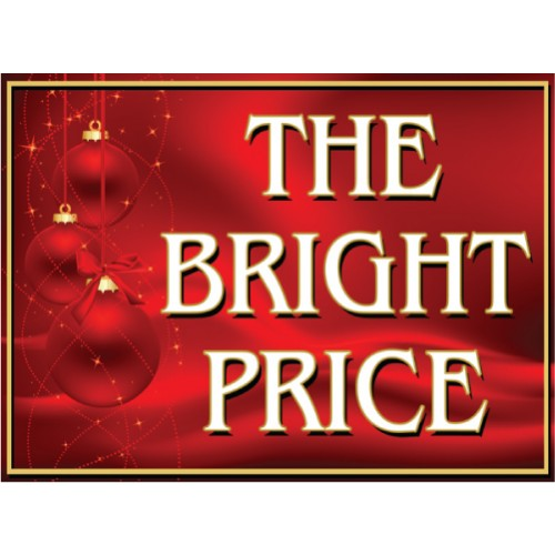 Bright Price Sign