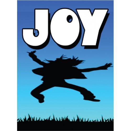 Joy Jump Sign