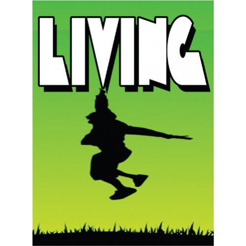 Living Jump Sign