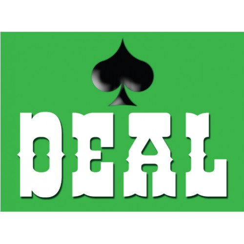 Winning Deal Deal Sign