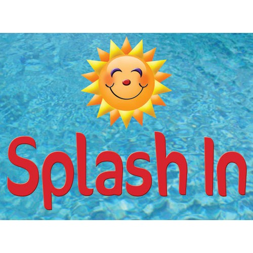 Splash In Sign