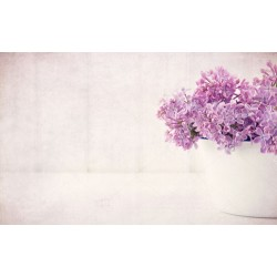 Lavender Flowers  Artwork