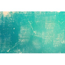 Turquoise Abstract  Artwork