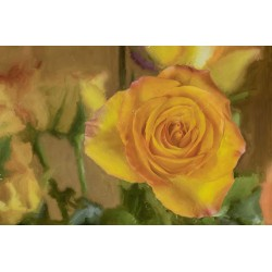 Yellow Rose  Artwork