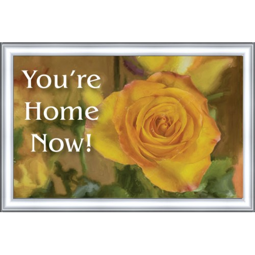Yellow Rose  Artwork