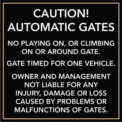 Custom Access Gate Rules