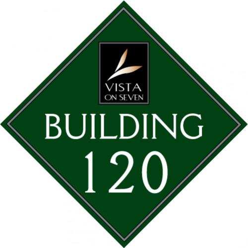 Diamond Shape Building Number