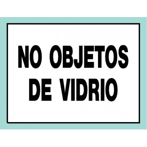Spanish_No_Glass_Containers_Sign