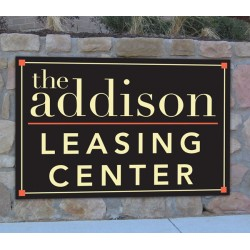 36in. x 48 in. Aluminum Composite Sign