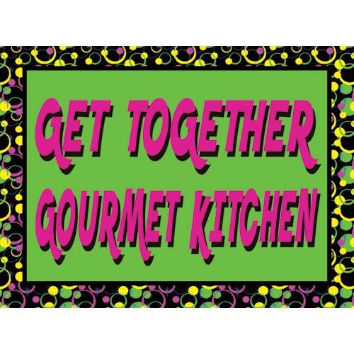 Invite Get Together Sign