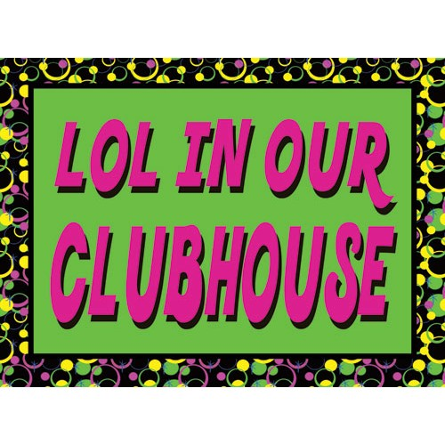 Invite Clubhouse Sign