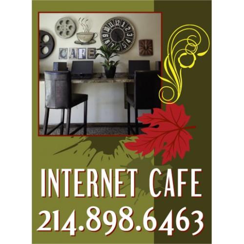 Live Smart Internet Sign