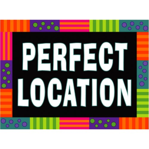 Party Favor Perfect Location