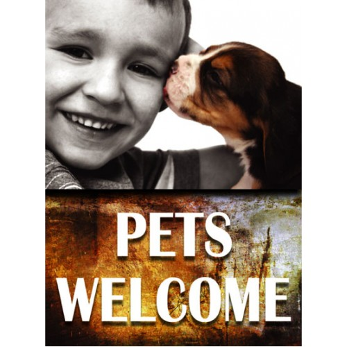 Spot On Pets Welcome