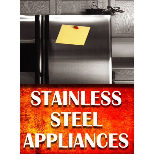 Spot On Stainless Appliances